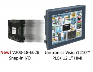 V200-18-E62B with V1210-T20B from i4 Automation