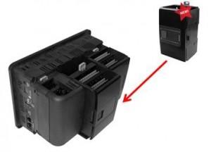 UID-W1616RDigital I/O unit, DIx16+ROx16, 24V DC UID-W1616T Digital I/O unit, DIx16+TOx16, 24V DC