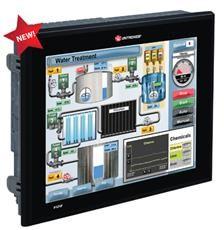 "V1210-T20BJ12.1"" Colour touch screen TFT, IP66,  800 x 600 Resolution (SVGA), 65k Colours, White LED-illuminated backlight, USB programming port,Up to 1024 I/Os,CANbus Port, 3 x RS232/485 V1210-T20BJ-N 12.1"" Colour touch screen TFT, IP66,  800 x 600 Resolution (SVGA), 65k Colours, White LED-illuminated backlight, USB programming port, Up to 1024 I/Os, No Branding, CANbus Port, 3 x RS232/485"