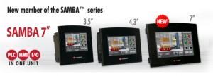 samba 7 New member to the SAMBA series